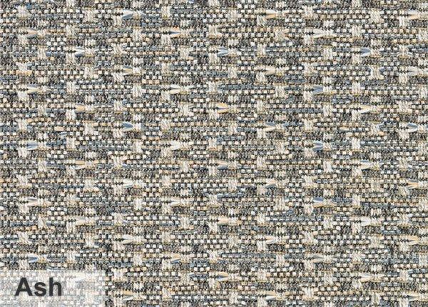Virgin Gorda Pattern Indoor Outdoor Area Rug Collection Ash