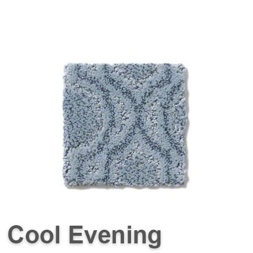 Tuftex Europa Moroccan Lantern Pattern Area Rug Collection Cool Evening