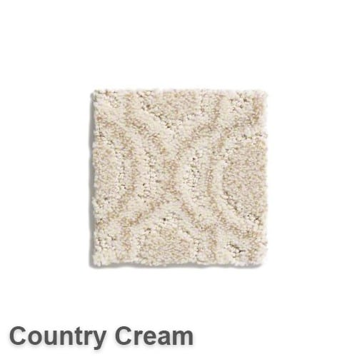 Tuftex Europa Moroccan Lantern Pattern Area Rug Collection Country Cream