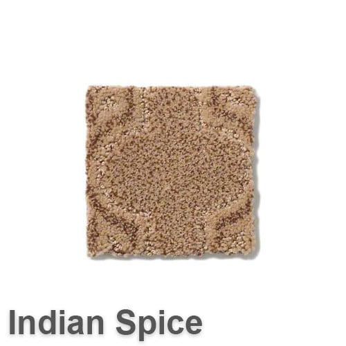 Tuftex Europa Moroccan Lantern Pattern Area Rug Collection Indian Spice