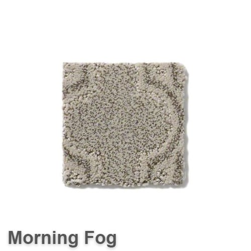 Tuftex Europa Moroccan Lantern Pattern Area Rug Collection Morning Fog