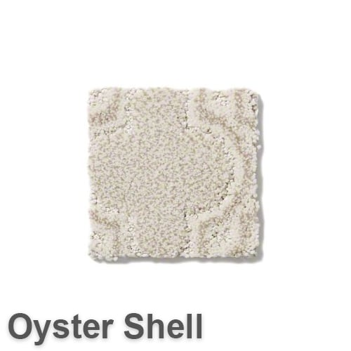 Tuftex Europa Moroccan Lantern Pattern Area Rug Collection Oyster Shell