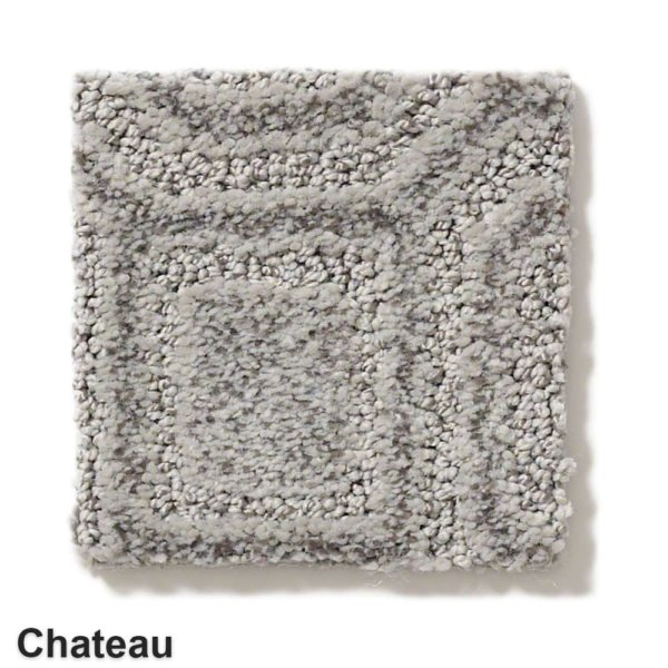 Genoa Pattern Area Rug Collection Chateau