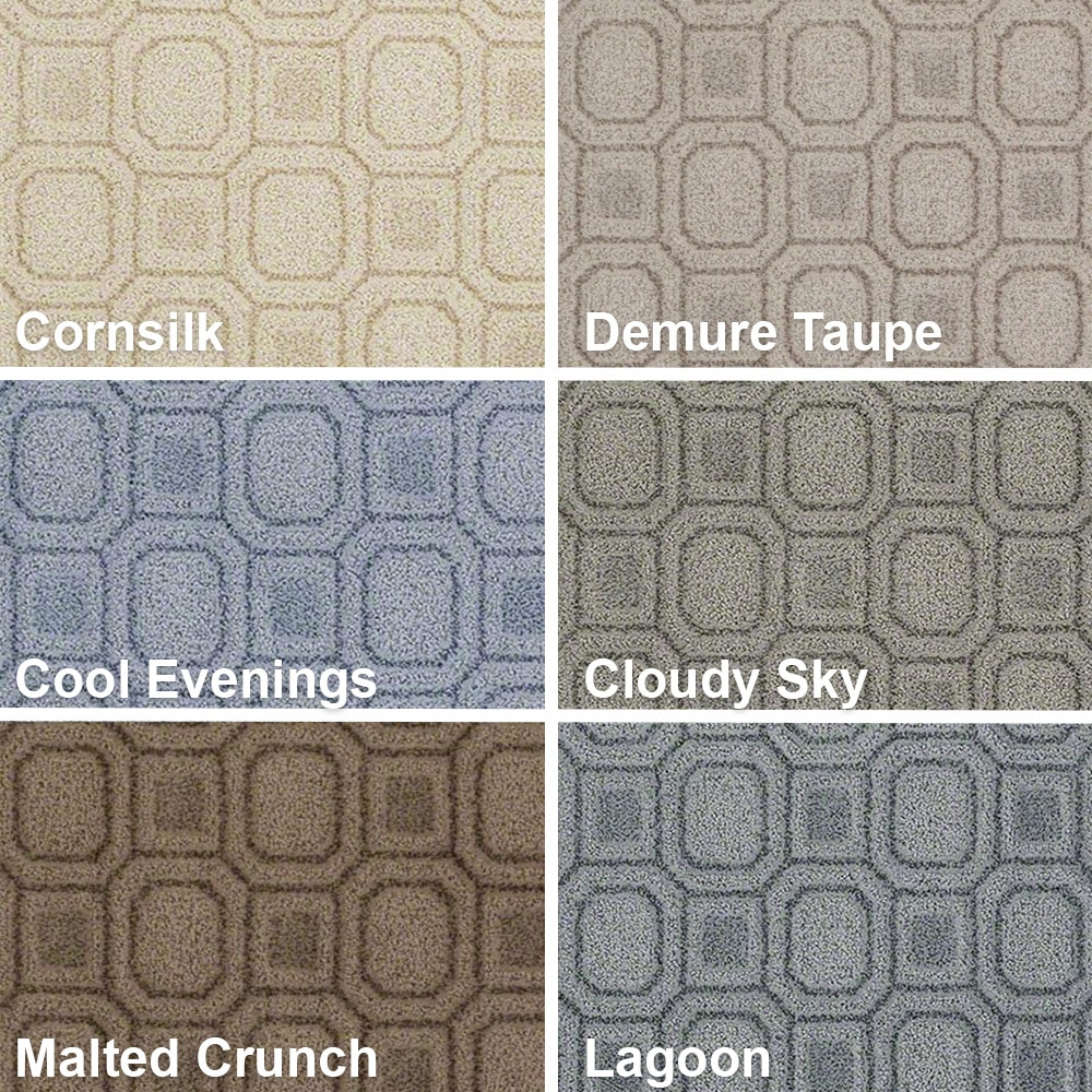 Genoa Pattern Area Rug Collection