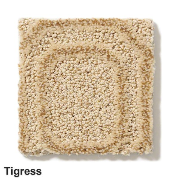 Genoa Pattern Area Rug Collection Tigress