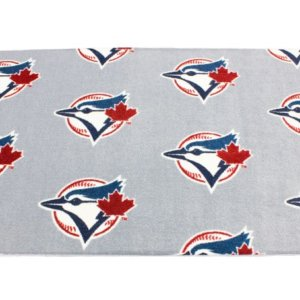 Toronto Blue Jays MLB Area Rug Top
