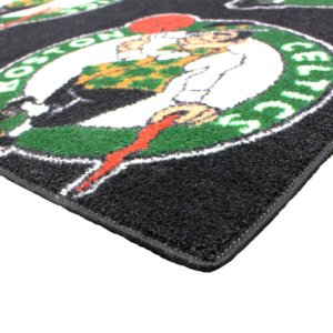 Boston Celtics NBA Area Rug