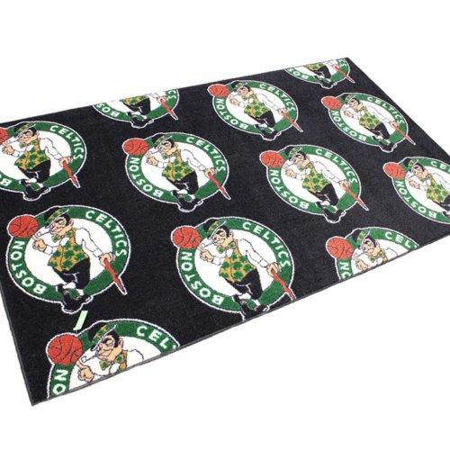 Boston Celtics NBA Area Rug
