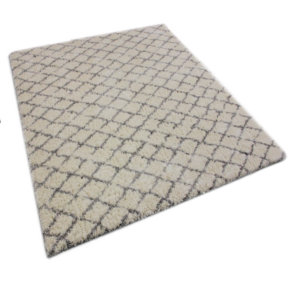Moroccan Ultra Soft Area Rug Shagtacular Collection Atmosphere rug