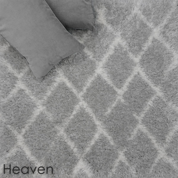 Moroccan Ultra Soft Area Rug Shagtacular Collection Heaven