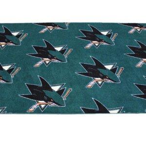 NHL San Jose Sharks Area Rug