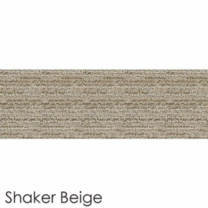 Peel and Stick Carpet Tile Planks Shaker Beige