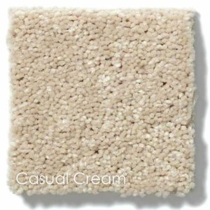 Dyersburg Cut Pile Indoor Area Rug Collection Casual Cream