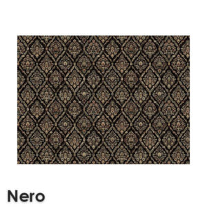 DaVinci Traditional Woven Radiance Collection Nero