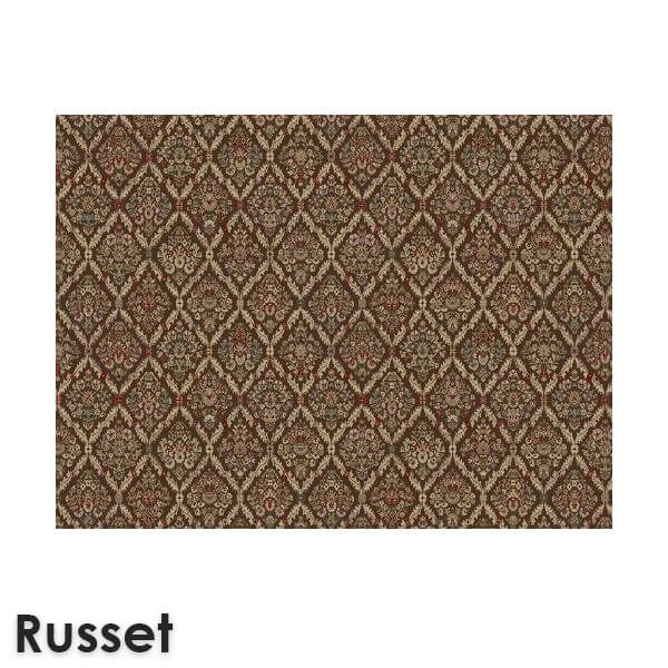 DaVinci Traditional Woven Radiance Collection Russet