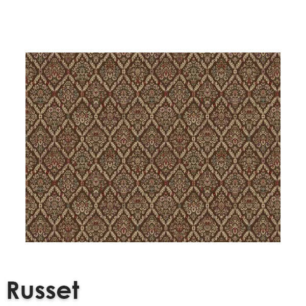 DaVinci Traditional Woven RadianceCollection Russet