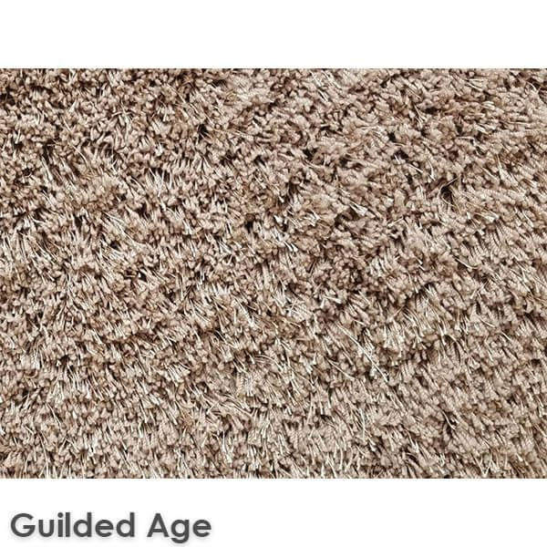Sheer Lux Ultra Soft Area Rug Shagtacular Collection Gilded Age