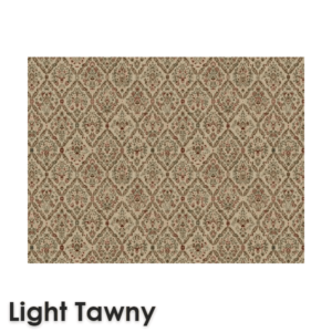 DaVinci Traditional Woven Radiance Collection Light Tawny