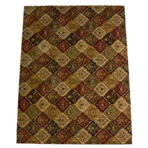 DaVinci Traditional Woven Radiance Collection Top View