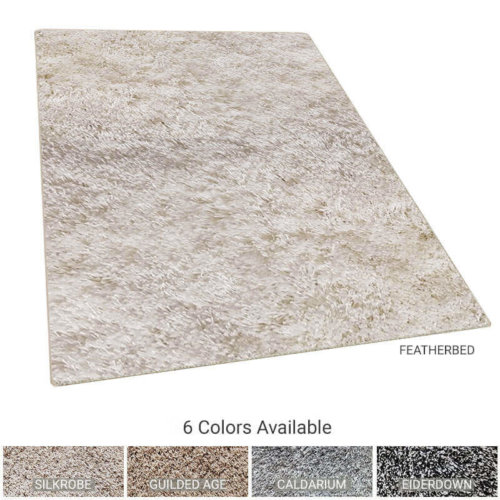 Sheer Lux Ultra Soft Area Rug Shagtacular Collection
