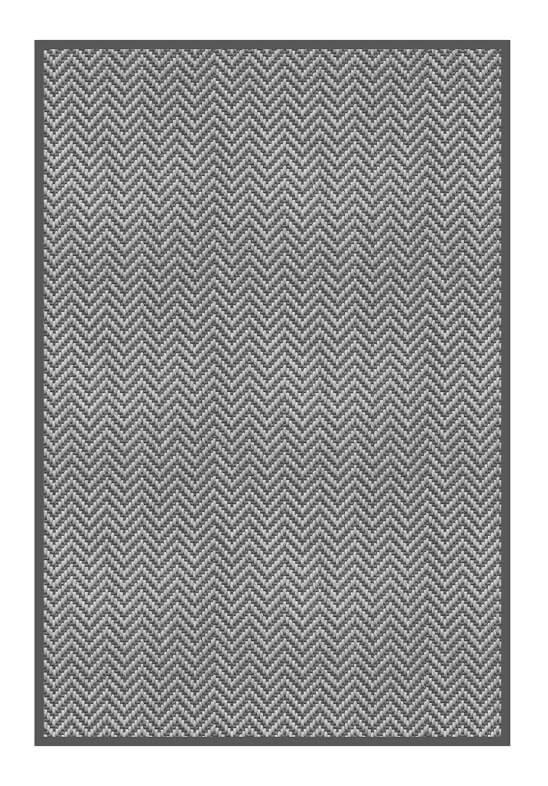 Luxurious Tunisia Chevron Pattern Indoor/Outdoor Wear Ever Collection Atlas Rug