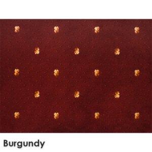 Lucerne Dot Woven ClassicsCollection Burgundy