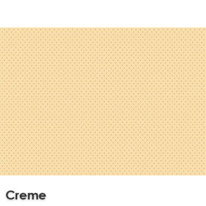 Pin Dot Woven Classics Collection Creme