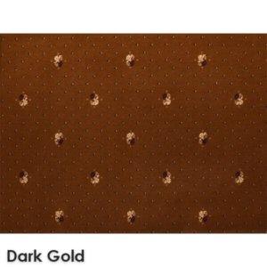 Lucerne Dot Woven ClassicsCollection Dark Gold