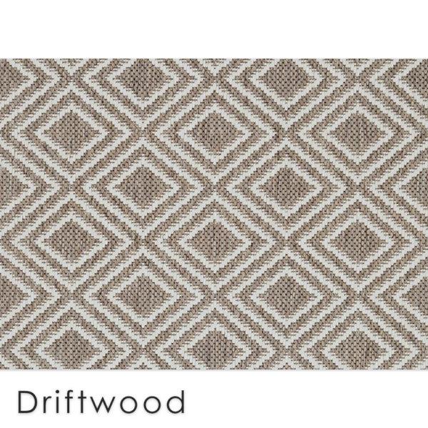 Lanai Custom Cut Economy Indoor Outdoor Collection Driftwood