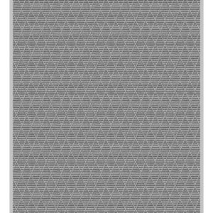 Luxurious Kasbah Diamond Pattern Indoor/Outdoor Wear Ever Collection Drizzle Rectangle
