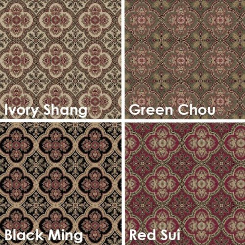 Dynasty Traditional Woven RadianceArea Rug Collection