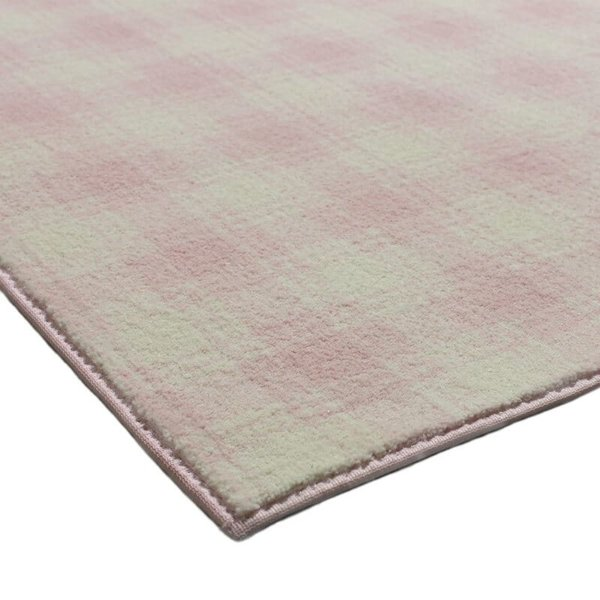 Milliken Greyfriar Pastels Pattern Indoor Area Rug Collection Corner