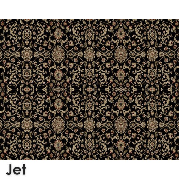 Regalia Traditional Woven Radiance Collection Jet