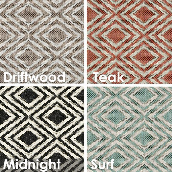 Lanai Custom Cut Economy Indoor Outdoor Area Rug Collection