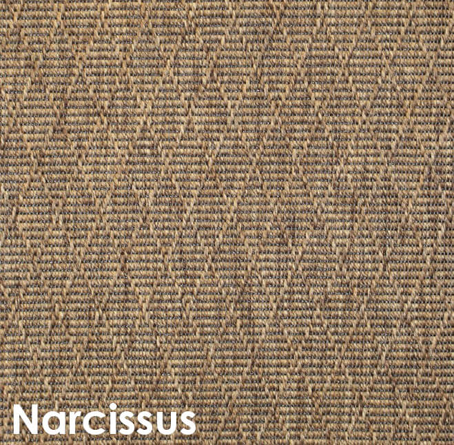 Luxurious Kasbah Diamond Pattern Indoor/Outdoor Wear Ever Collection Narcissus