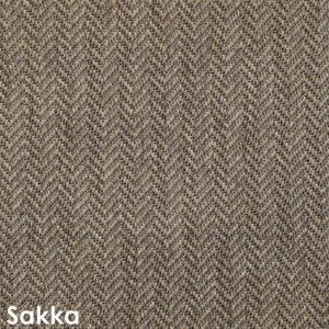 Luxurious Tunisia Chevron Pattern Indoor/Outdoor Wear Ever Collection Sakka