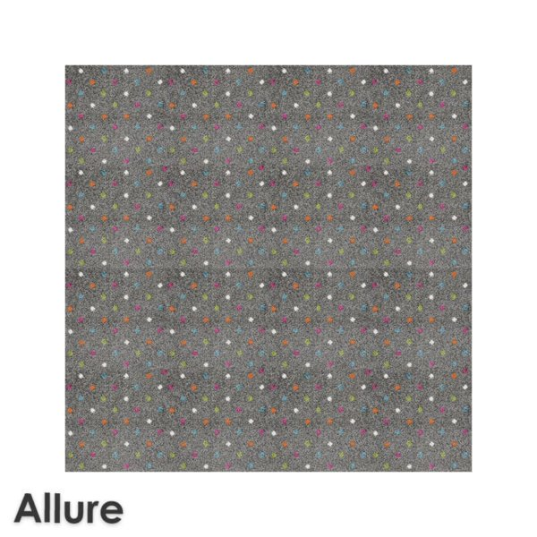 Joy Polka Dot Pattern Luxury Area Rug Festival Collection Allure