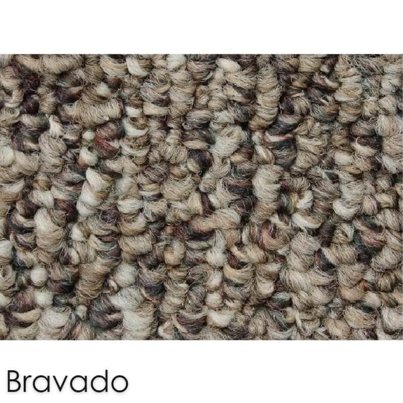 Starlight Level Berber Loop Indoor Area Rug Carpet Collection Bravado