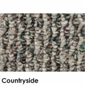 Starlight Level Berber Loop Indoor Area Rug Carpet Collection Countryside
