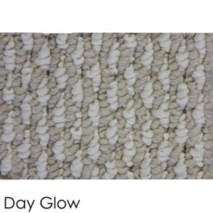 Starlight Level Berber Loop Indoor Area Rug Carpet Collection Day Glow