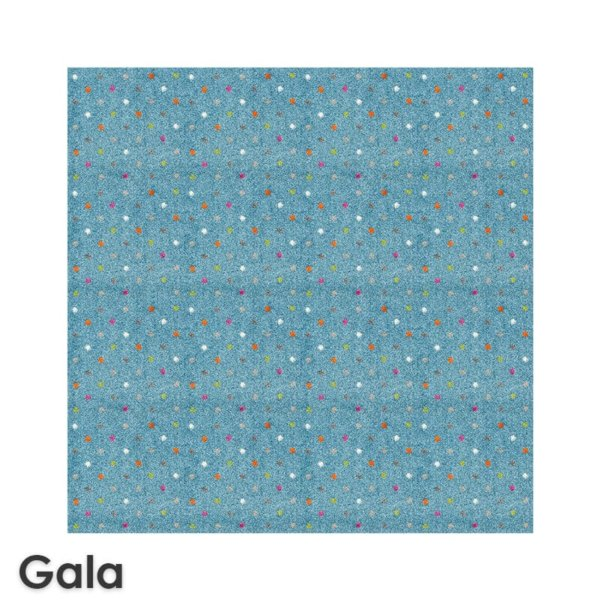 Joy Polka Dot Pattern Luxury Area Rug Festival Collection Gala