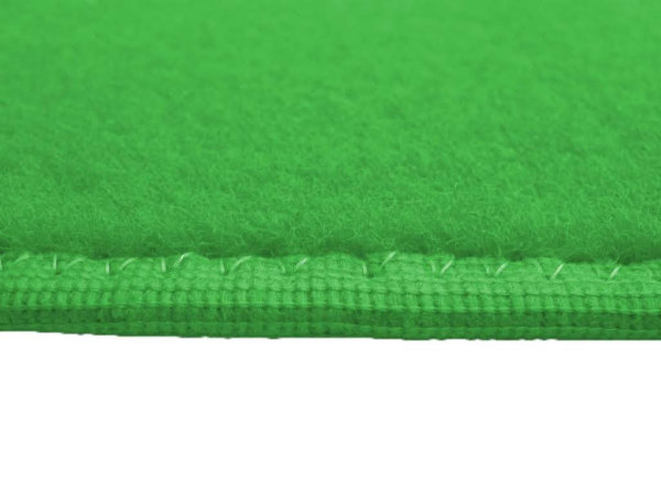 Irish Spring Green Indoor-Outdoor Durable Soft Area Rug Carpet Side