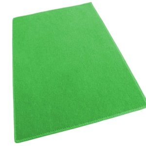 Irish Spring Green Indoor-Outdoor Durable Soft Area Rug Carpet Rug