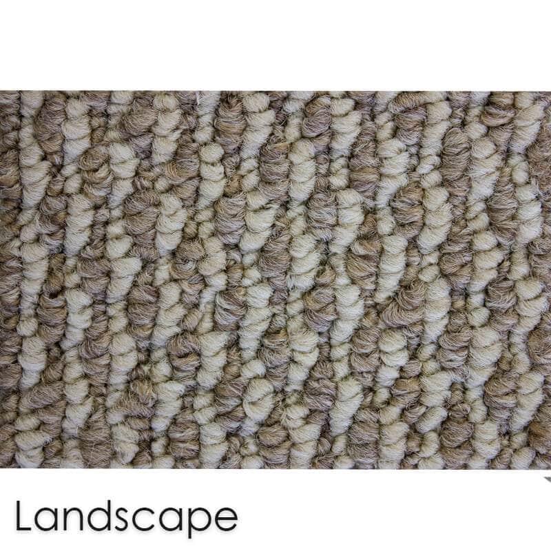 Starlight Level Berber Loop Indoor Area Rug Carpet Collection Landscape