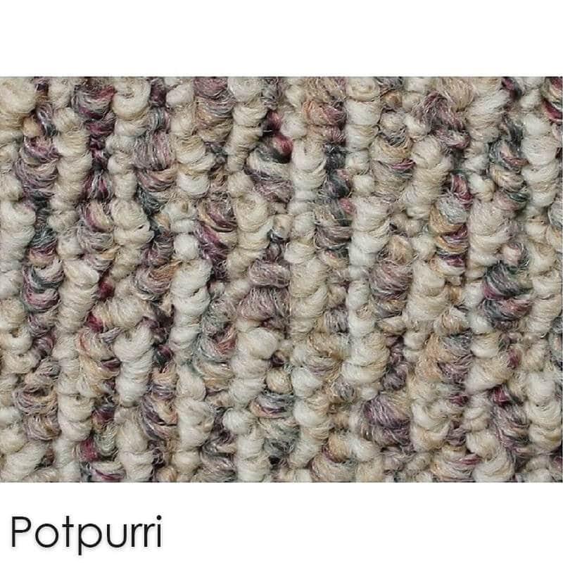 Starlight Level Berber Loop Indoor Area Rug Carpet Collection Potpurri