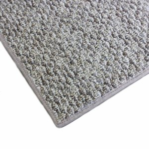 Starlight Level Berber Loop Indoor Area Rug Carpet Collection Corner