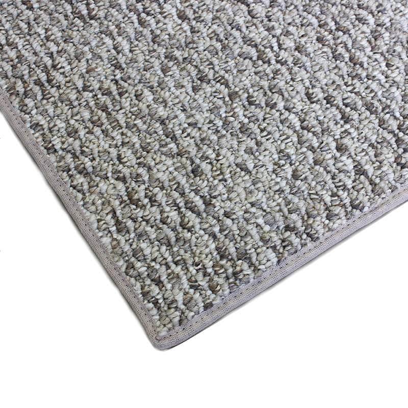 Starlight Level Berber Loop Indoor Area Rug Carpet Collection Corner