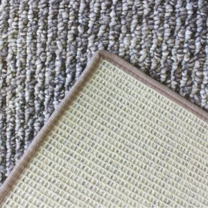 Starlight Level Berber Loop Indoor Area Rug Carpet Collection Back