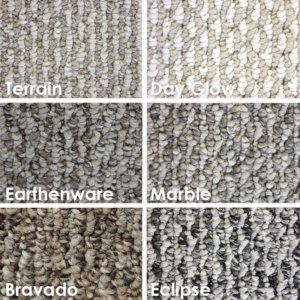 Starlight Level Berber Loop Indoor Area Rug Carpet Collection