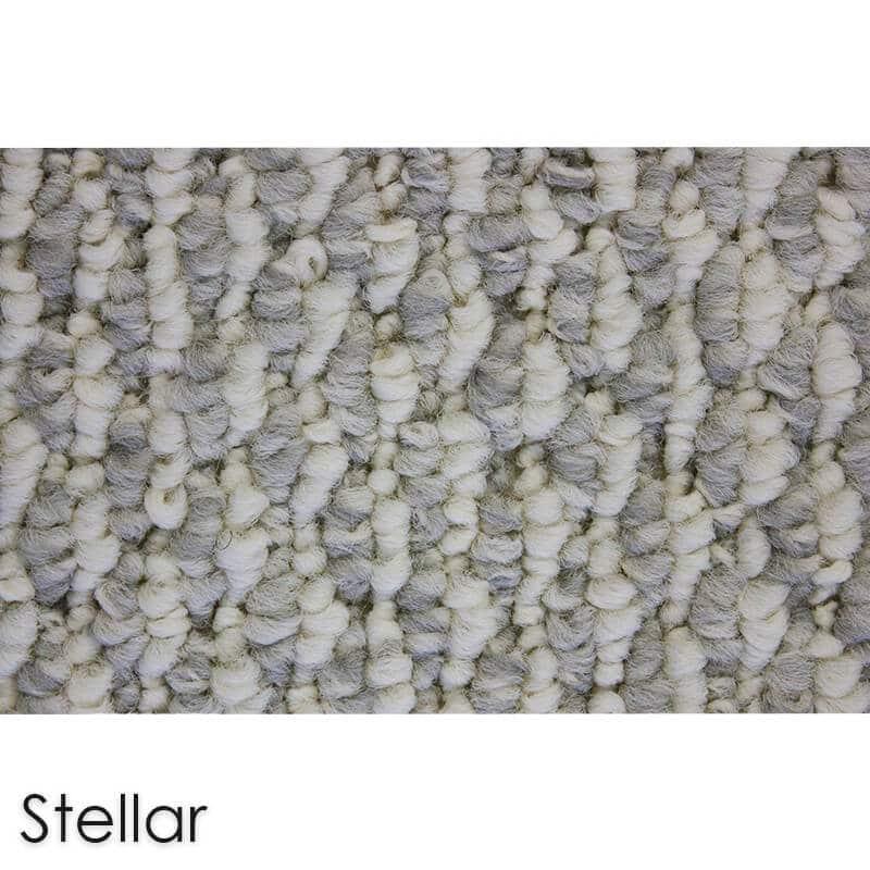 Starlight Level Berber Loop Indoor Area Rug Carpet Collection Stellar